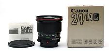 Canon FD 24mm f1.4 L Manual Focus Lens   24330