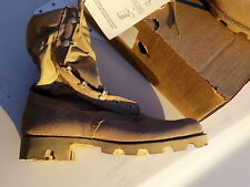 Wellco Desert Combat Boots Size Men's 8 Regular US Army Gore-Tex Lined NEW