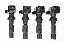 4pcs Ignition Coil Pack for Mazda 3 6 CX7 MX-5 Miata I4 2.0L I4 2.3L I4 2.5L