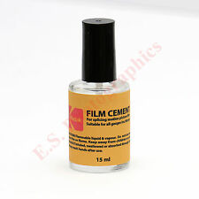 15ml Botella de película Kodak Professional cemento de empalme para 8mm 9.5mm 16mm