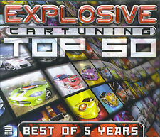 Explosive Cartuning Top 50 : Best of 5 years (3 CD)