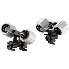 Yakima Kayak Carrier Load Assist HullyRollers Set of 2 Pivoting Rollers 8004035