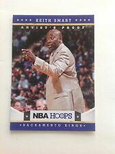 Keith Smart Coach Sacramento Kings Panini #217 Original Single 9 2011-2012