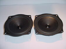 "FOCAL 8"" speaker WOOFER DRIVER PAIR for Nelson-Reed 802 cabinet ////"