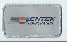 Entek Corporation Vancouver WA. employee/driver patch 2-1/2 X 4-1/2