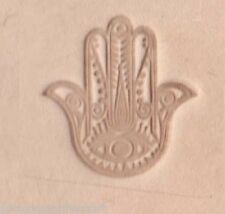 Craftool 3-D Leather Stamp Fatima Hand (8590-00)