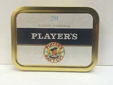 Players Navy Cut Retro Advertising Brand Cigarette Tobacco Storage 2oz Tin