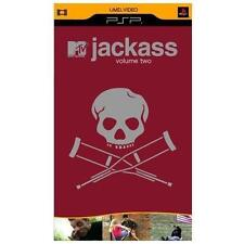 Sony PSP, Sony PSP • Jackass Vol 2 • Video Games