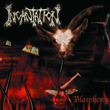 Blasphemy - Incantation (2002, CD NUOVO)