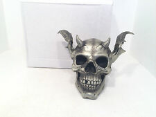 Spawn of Hell Skull Figurine Ornament Gothic Scary *BRAND NEW BOXED*
