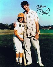 Tatum O'Neal Autograph 8x10 Photo  w/COA Academy Award Paper Moon Bad News Bears