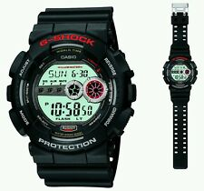 Genuine Casio G-Shock Mens Watch GD-100 Black  shock resistant