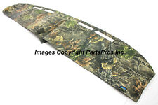 NEW SuperFlage Camouflage Camo Tailored Dash Mat Cover / 1981-93 DODGE RAM TRUCK
