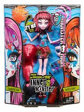 Monster high poupée monstre intérieure Feisty Love NEUF