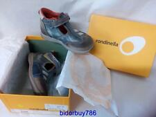 Rondinella blue shoes infants size 7