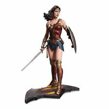 2016 DC Comics Dawn Of Justice Batman V Superman Wonder Woman Statue Gal Gadot !
