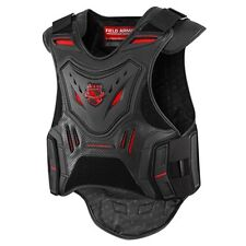 NEW ICON STRYKER VEST MOTORCYCLE STREET BIKE BACK ARMOR CHEST PROTECTOR MENS S/M