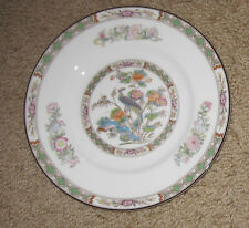 """WEDGWOOD KUTANI CRANE Bread and Butter Plate excellent 6"""" Portland vase w/in W"""