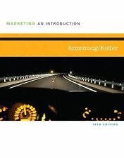 Marketing: An Introduction (10th Edition), Kotler, Philip, Armstrong, Gary, Good