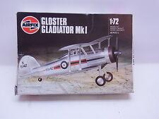 LOT 39729 | Airfix 01002 Gloster Gladiator Mk1 1:72 ungebaut OVP mit Lagerspuren