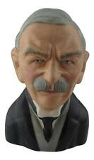 Neville Chamberlain Toby Jug by Bairstow Pottery NEW & MADE IN UK