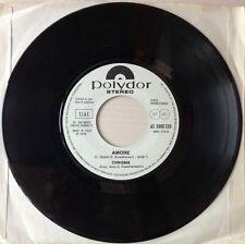 """CHRISMA / AMORE - 7"""" (Italy 1976 - PROMO) TOP RARE !!!"""
