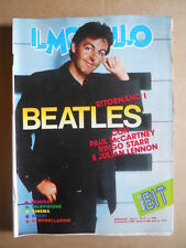 IL MONELLO n°47 1984 Paul McArtney Tini Cansino Savage Darryk Hannah [G424]