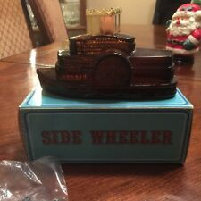 Vintage Avon Side Wheeler After Shave Nib wild country