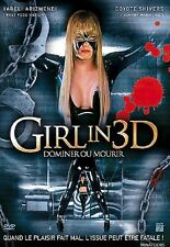 DVD...GIRL IN 3D, Dominer ou Mourir...C.SHIVERS / Y.ARIZMENDI...NEUF