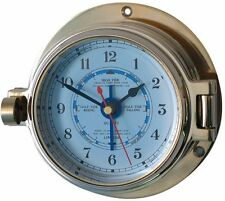 Meridian Zero / Channel Chrome Tide Clock 18049