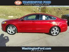 Ford : Fusion SE Appearenc