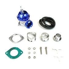 GEN2 Type-RS BOV Recirculate Blow Off Valve Turbonetics Precision KKK Turbo Blue