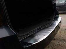 FORD MONDEO MK4 TURNIER Chrome Bumper Sill Protector Trim Cover Stainless, pl
