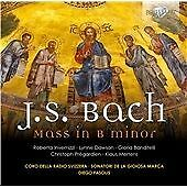 J.S. BACH: MASS IN B MINOR NEW & SEALED