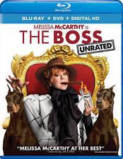 The Boss (Blu-ray & DVD; 2 Disc Set, 2016)