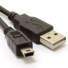 2 Metre Extra Long USB Data Cable For Sat Nav Garmin TomTom