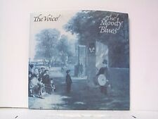 "MOODY BLUES ""THE VOICE / 22,000 DAYS"" 45w/PS MINT"