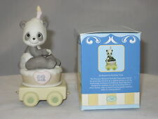 Precious Moments Birthday Train Age 12 (Porcelain) (142032)  NIB