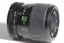 Vivitar 100mm f/3.5 MC Macro Camera Lens For Canon FD SN 9820319
