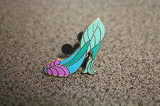 DISNEY PIN LITTLE MERMAID ARIEL PRINCESS DESIGNER SHOE HIGHHEELS