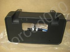 Ford F-250  F-350 Front License Plate Bracket Holder Genuine OEM Ford  2008-2010