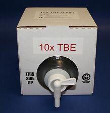10x Tris Borate EDTA (10x TBE buffer, 4L)