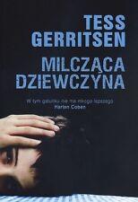 Milczaca dziewczyna, Tess Gerritsen, polish book