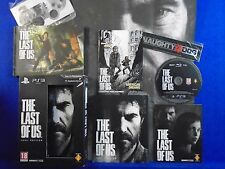 ps3 LAST OF US Special JOEL Edition 1 An Action Survival Game Playstation PAL