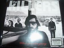 The Killers When You Were Young Australian CD Single – Like New