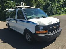 "Chevrolet: Express 1500 135"" WB"