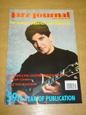 JAZZ JOURNAL INTERNATIONAL VOL 59 #10 2006 OCTOBER RONI BEN-HUIR BUTCH WARREN