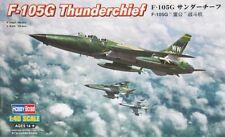 Hobby Boss 1/48 80333 F-105G Thunderchief model kit