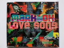 MARK 'OH - LOVE SONG  MAXI CD RARE WIE NEU!1994 DANCE TECHNO HOUSE 90'S 3 TRACK