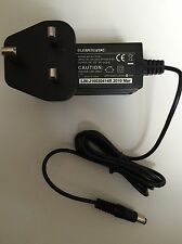 4x ELEMENTECH AC/DC Power Supply Adapter 12V 2A AU-7970b UK Plug For CCTV CAMERA